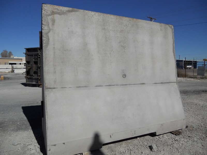 Concrete Mega Barriers Are In Place At Our Military Bases