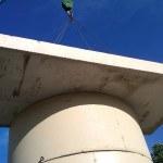 Concrete Training Towers Key To Training & Safety Exercises