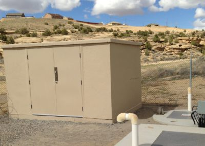 Concrete Utility Sheds Protect Valuable Resources